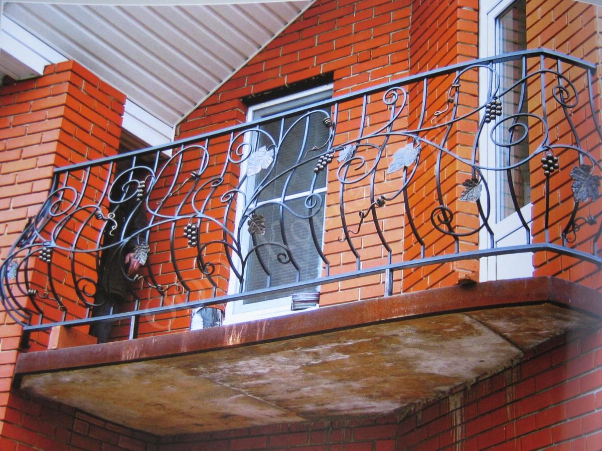 """Художественная ковка ооо """"ковкамет"""" - ограждения балконов, п."""